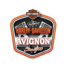 Harley grand Avignon